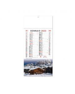 BELL'ITALIA - Calendrier mensuel