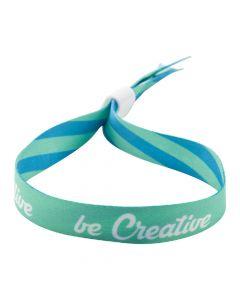 SUBOWRIST - bracelet festival personnalisable