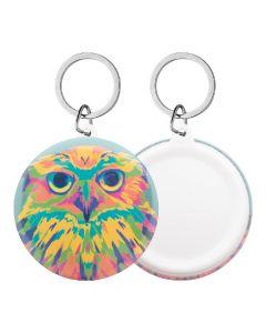 KEYBADGE MAXI - Porte-clés badge
