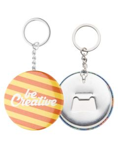 KEYBADGE BOTTLE - Porte-clés badge