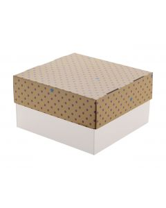 CREABOX GIFT BOX A - Couvercle personnalisé