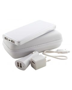 ATAZZI - set chargeur et power bank