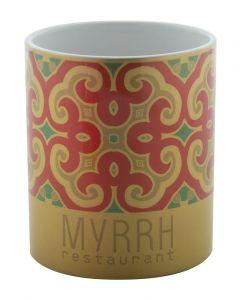 ALLOY - mug pour sublimation look métallique