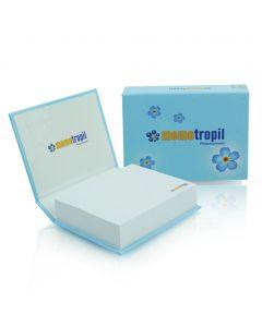 PAPER BOX L - Ensemble de feuilles autocollants avec boîte