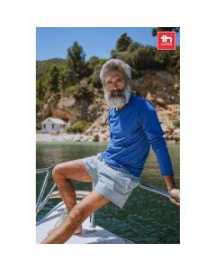 THC BUCHAREST - T-shirt à manches longues pour homme