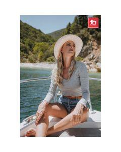 THC BUCHAREST WOMEN - T-shirt à manches longues pour femme