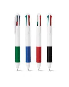 OCTUS - Stylo bille avec écriture multicolore 4 en 1