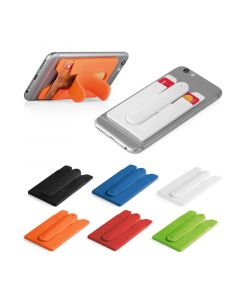 CARVER - Porte-cartes et support pour smartphone