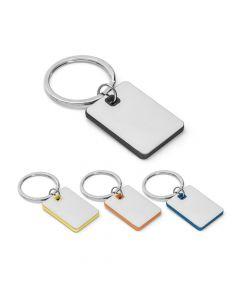 BECKET - Porte-clés en métal et ABS