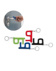 HANDY SAFE - Porte-clés multifonction traitement antibactérien
