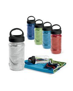 ARTX PLUS - Serviette de sport avec bouteille