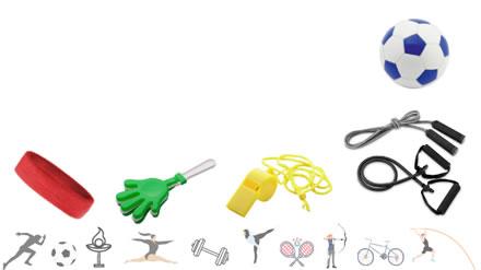 Cadeaux de Événements sportifs et accessoires d'entreprise